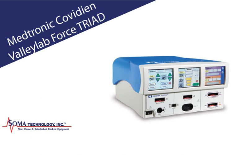 Medtronic Covidien Valleylab Force TRIAD