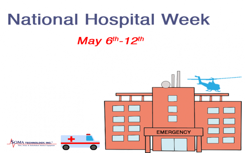 National Hospital Week 2018