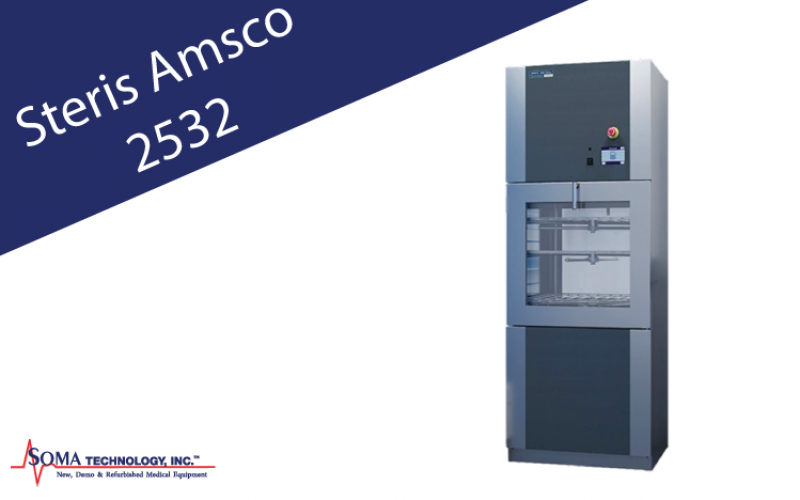 Steris Amsco 2532 Single Chamber Washer/ Disinfector