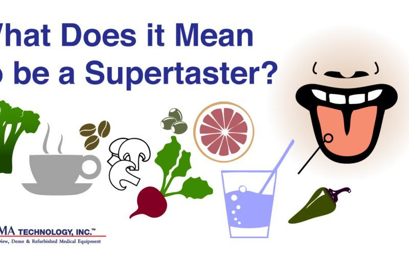 What Does it Mean to be a Supertaster?