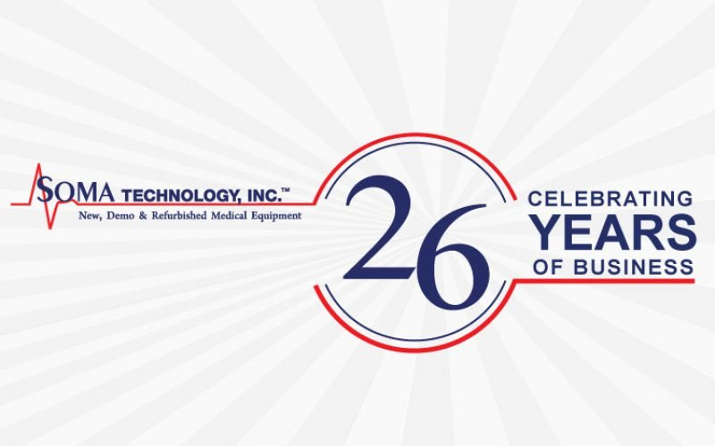 Soma Technology is Celebrating 26 Years in Business