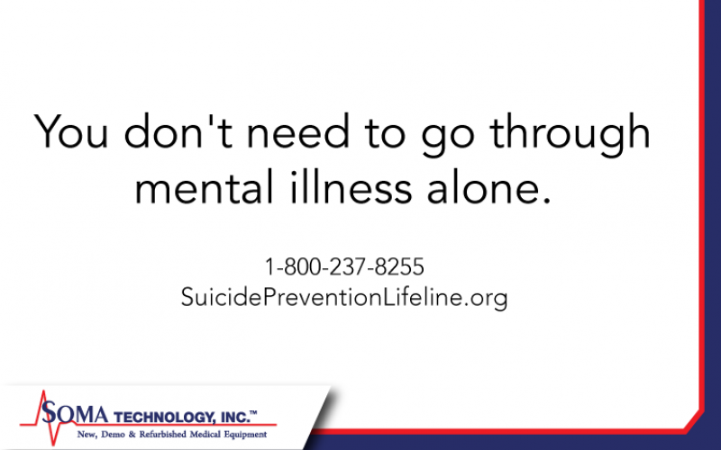 Friday Feeling: You Don't Need to Go Through Mental Illness Alone