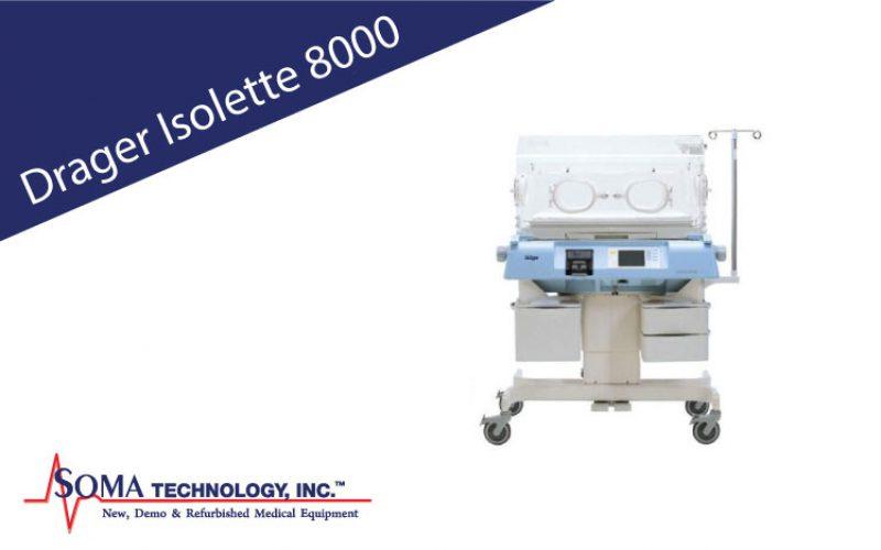 Drager Isolette 8000 Incubator
