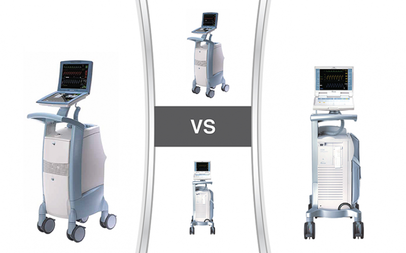 What is The Difference Between The Maquet Cardiosave and CS300