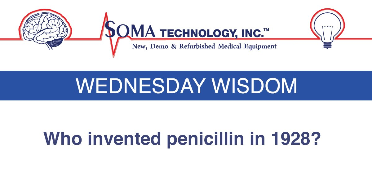 Do you know the answer to who invented penicillin in 1928? Hint: he is a Nobel Peace Prize winner, and he studied in the fields of bacteriology and immunology in Scotland. Scroll to read more, and see if you got the answer correct!