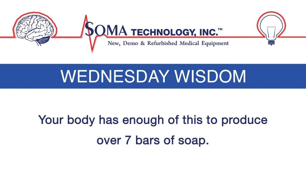 Wednesday Wisdom Soap