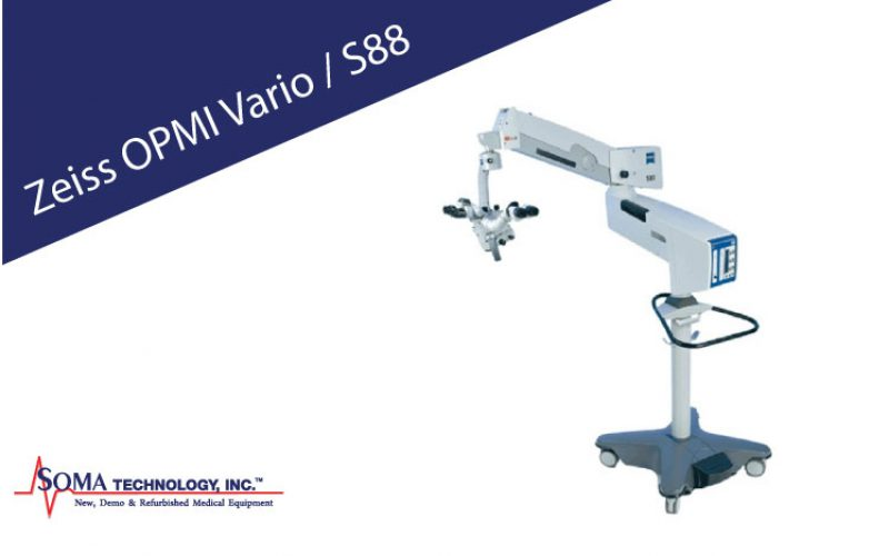 Zeiss OPMI Vario S88 Surgical Microscope