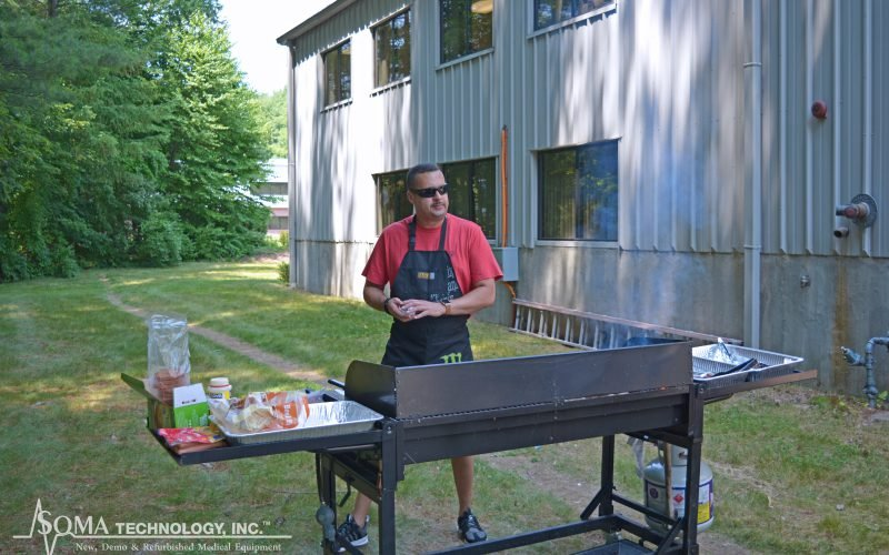 Flash Back Friday: Fourth of July BBQ