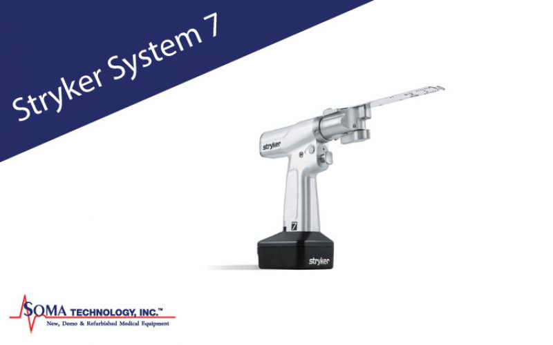 Stryker System 7 Surgical Power Tool