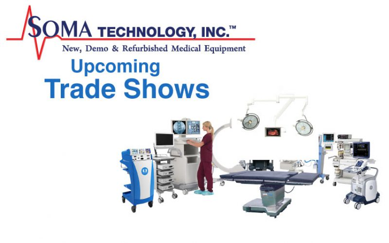 Trade Show Tuesday: Our Upcoming Trade Shows