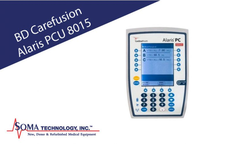 BD Carefusion Alaris PCU 8015 Infusion Pump