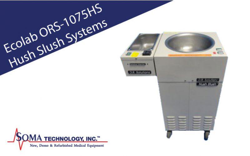 ORS – 1075HS Hush Slush Systems