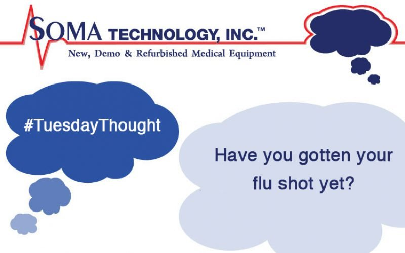 Tuesday Thoughts: Have You Gotten Your Flu Shot?