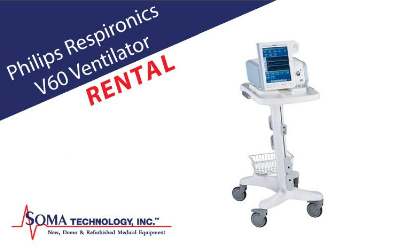 Philips Respironics V60 Ventilator Rentals