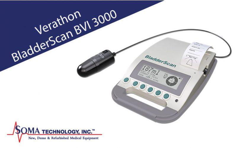 Verathon BladderScan BVI 3000 Bladder Scanner