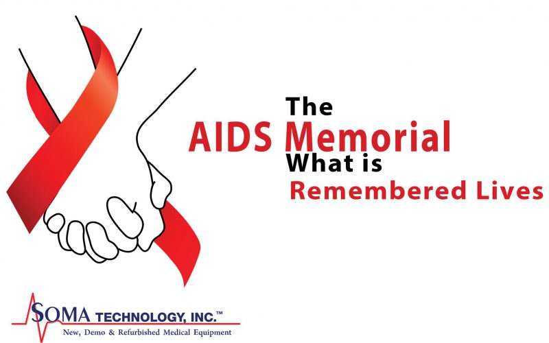 The AIDS Memorial: What is Remembered Lives