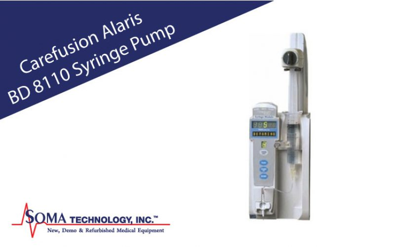 Carefusion Alaris BD 8110 Syringe Pump Module