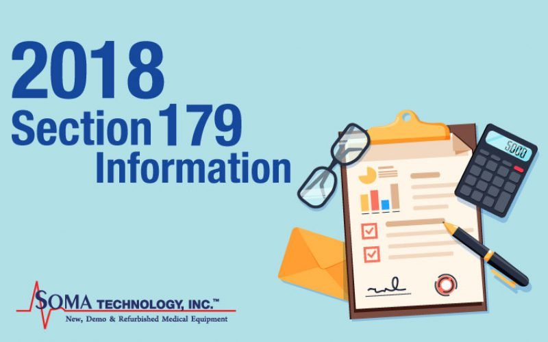 Thursday Thoughts: What Is Section 179 and How Does It Help Me?
