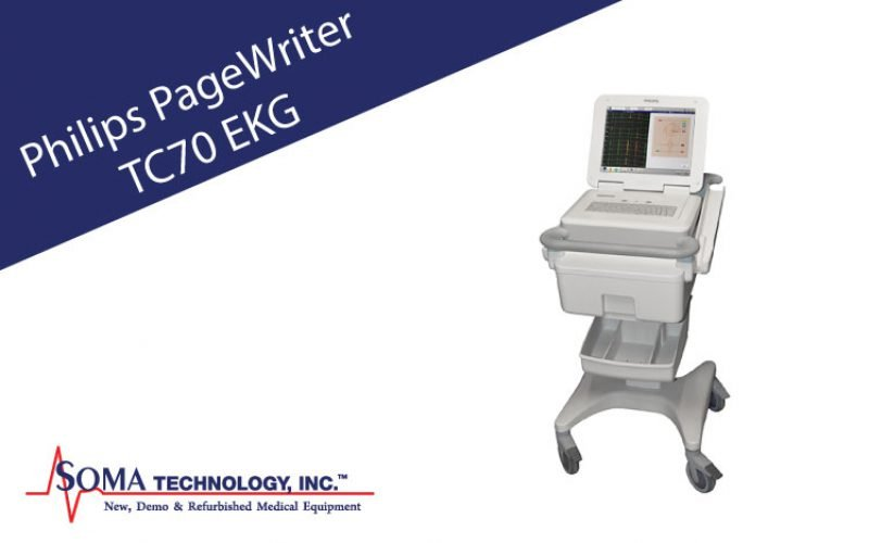 Philips PageWriter TC70 EKG