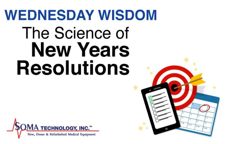 Wednesday Wisdom: The Science of New Years Resolutions