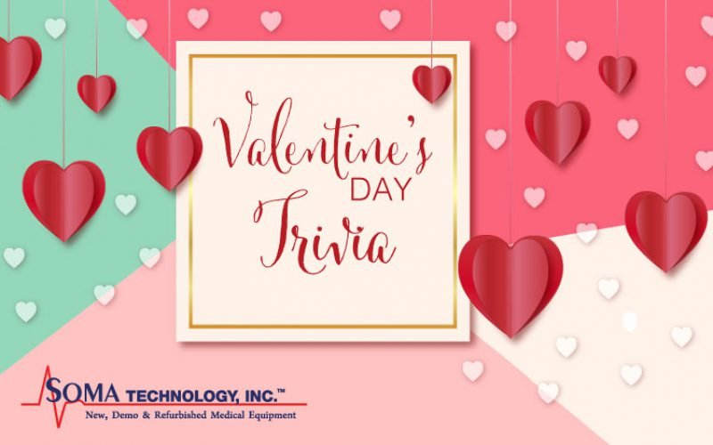 Flashback Friday: Yesterday's Valentines Day Trivia!