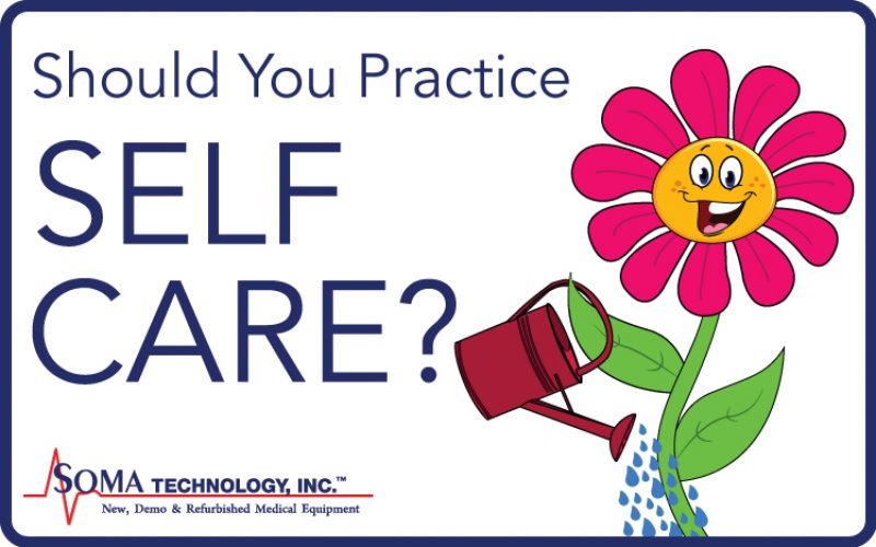 Tuesday Thoughts: Should You Practice Self Care?