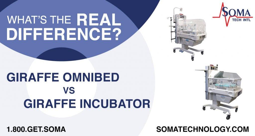 GE giraffe Omni bed incubator