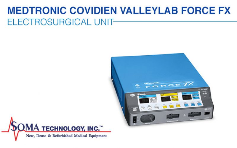 Medtronic Covidien Valleylab Force FX Electrosurgical Unit