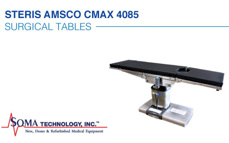 Steris Amsco CMAX 4085 Surgical Table