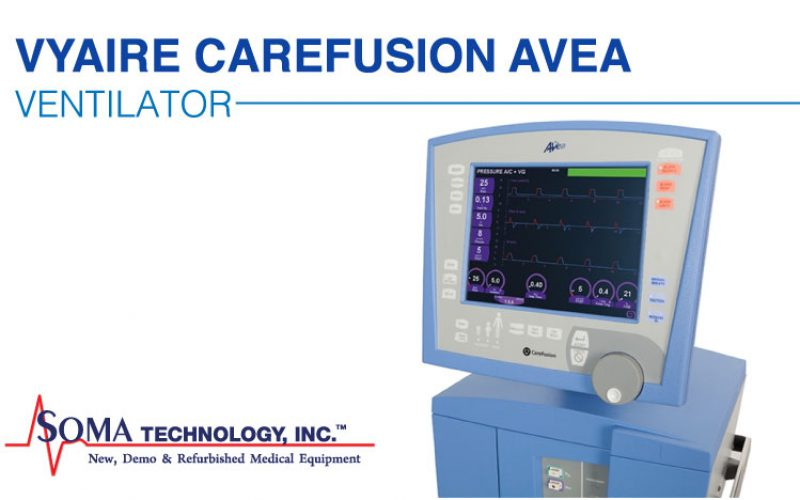 Vyaire CareFusion Avea Ventilator with BiCore Technology