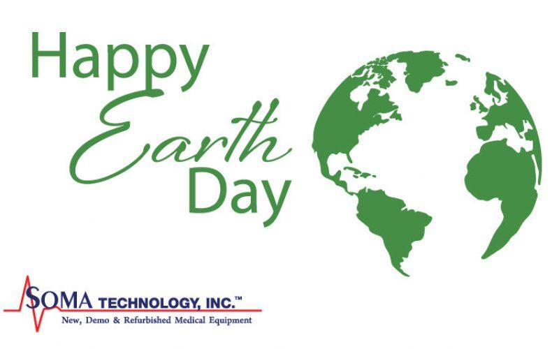 How Soma Technology Celebrates Earth Day Everyday
