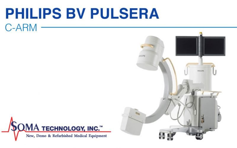 Philips BV Pulsera C-Arm With Multi-Application X-Ray
