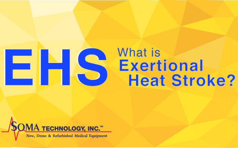 EHS – What is Exertional Heat Stroke?