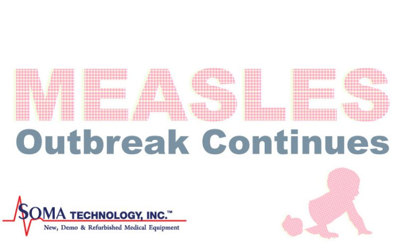 Measles Outbreak Continues