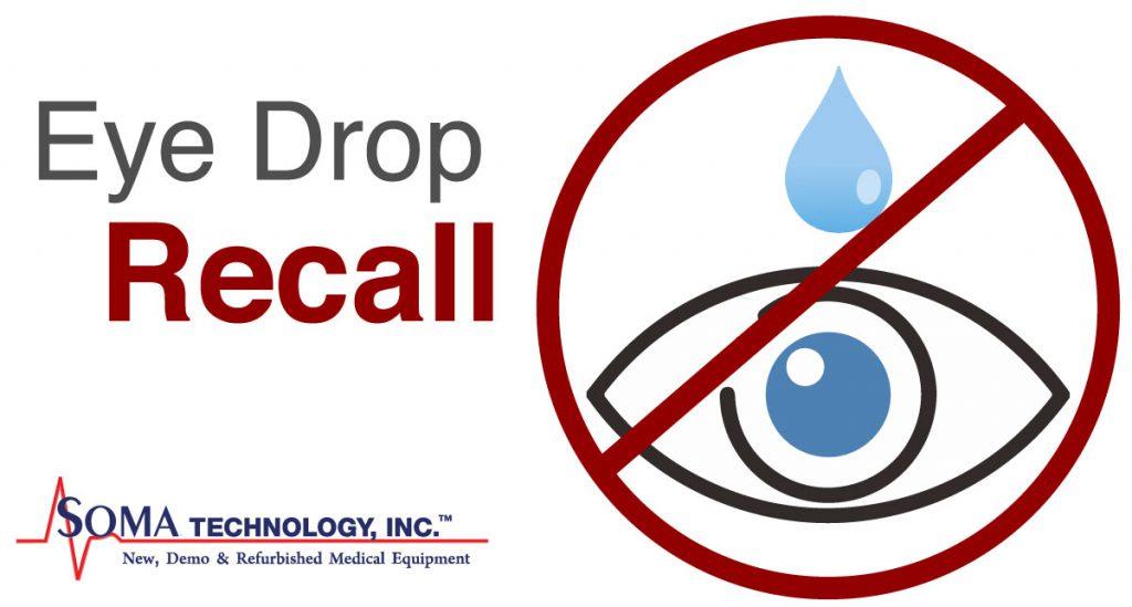 Eye Drop Recall
