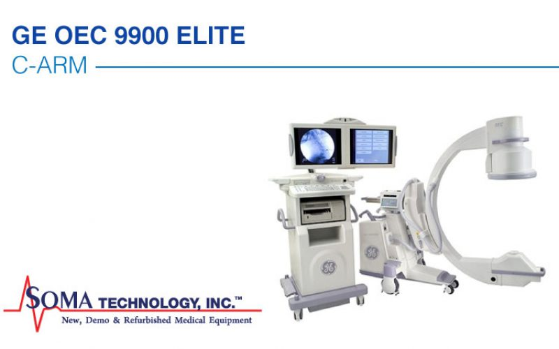 Different OEC 9900 Elite Configurations