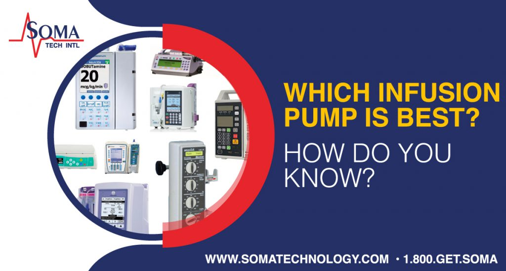 How do you know which infusion pump is best?