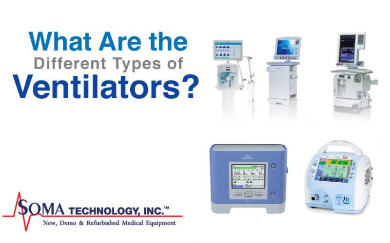 What Are the Different Types of Ventilators?