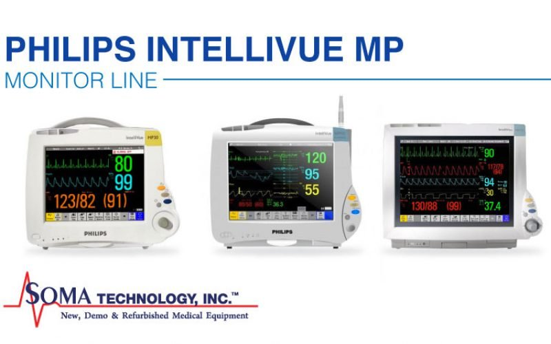 Philips IntelliVue MP Monitor Line
