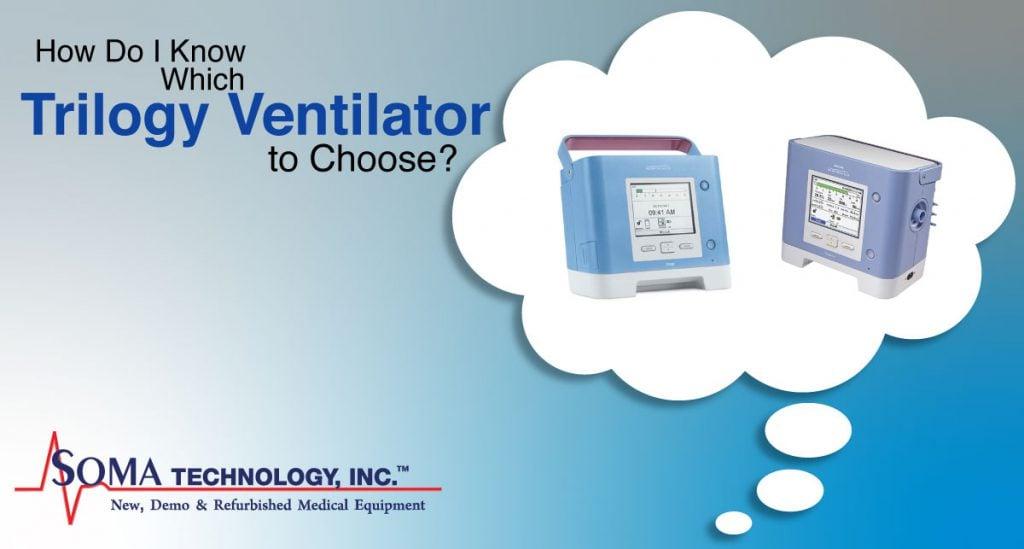 trilogy ventilators