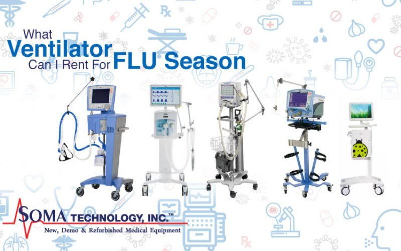 What Ventilators Can I Rent for Flu Season?
