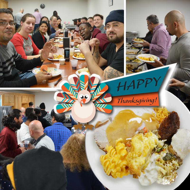 Thanksgiving at Soma - November 2019