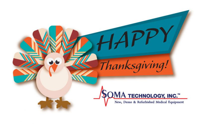 Happy Thanksgiving from Soma!