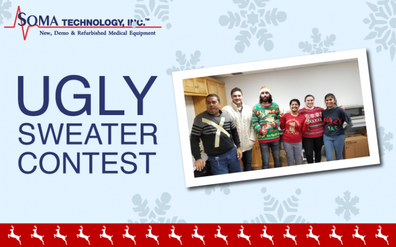 Soma Ugly Sweater Competition and Hot Chocolate Social
