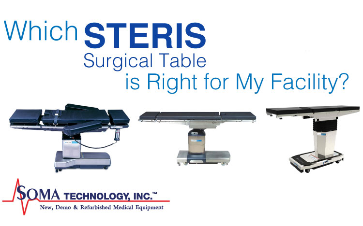 Steris Surgical Tables