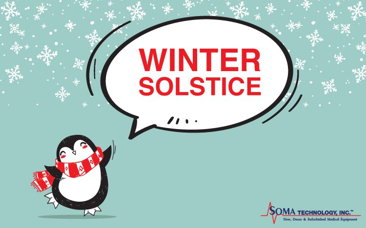 2019 Winter Solstice - Shortest Day of The Year