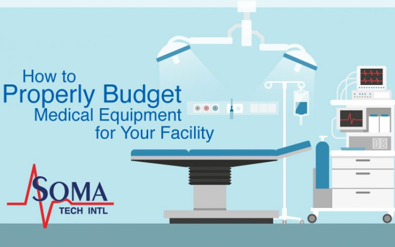 How to Properly Budget Medical Equipment for Your Facility