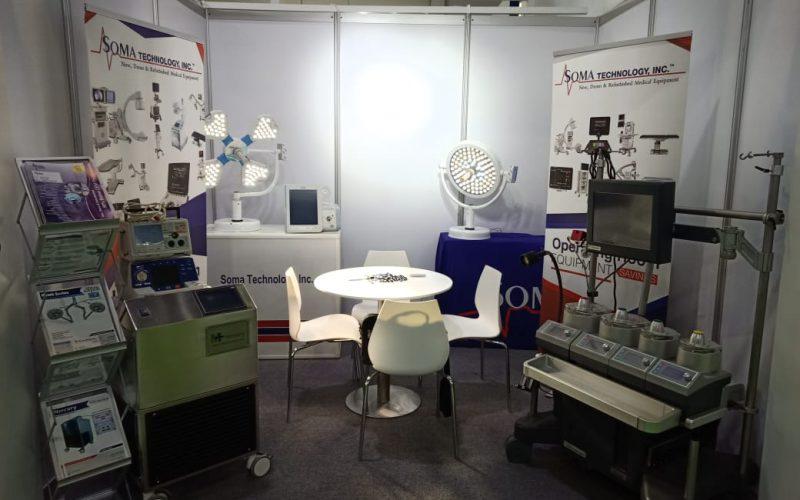 Soma Tech INTL at ARAB Health 2020