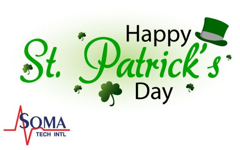 Happy Saint Patrick's Day 2020!