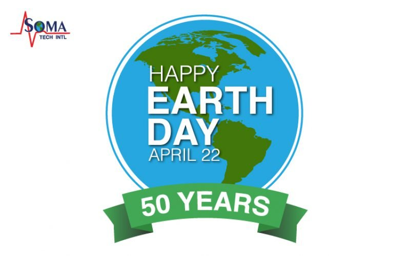 Earth Day 2020 – 50th Anniversary